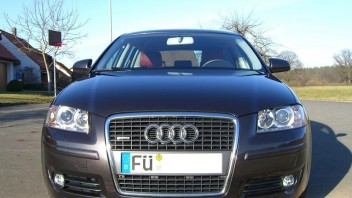 Mysterikum -Audi A3