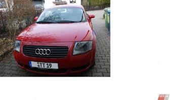 qwertz -Audi TT