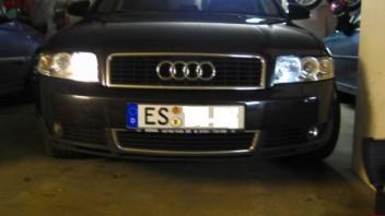 hamurlak -Audi A4 Avant