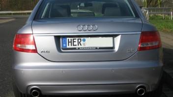 A6 Driver 4.2 -Audi A6