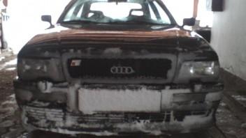 Streifenhörnchen -Audi S2