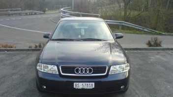 AudiV6Power -Audi A4 Limousine
