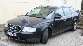 FRUNZY -Audi A6 Avant