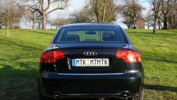 mille23 -Audi A4 Limousine