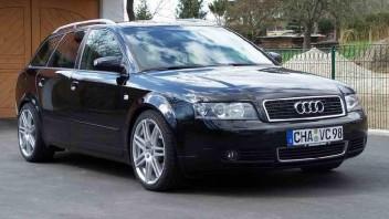 Lommer Volker -Audi A4 Avant