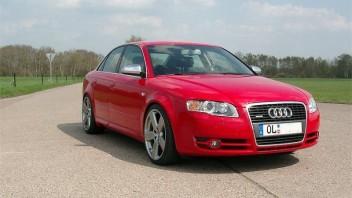 Klaus66 -Audi A4 Limousine