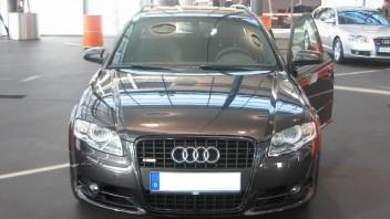 HGMG3 -Audi A4 Avant