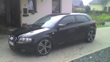 grusser -Audi A3
