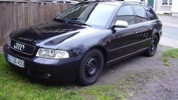 shakes -Audi A4 Avant