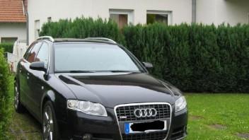 rogger2 -Audi A4 Avant