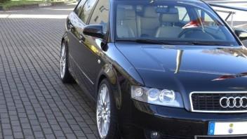 cdvw100 -Audi A4 Avant