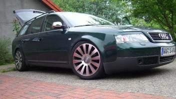 Ice-Scolle -Audi A6 Avant