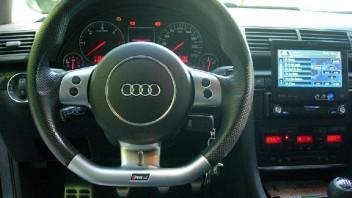 Freundin von mir -Audi A4 Limousine
