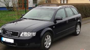 cpfa -Audi A4 Avant