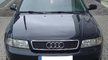 fronaldo -Audi A4 Limousine