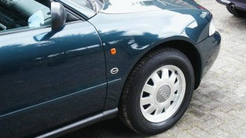 Maurits -Audi A4 Limousine