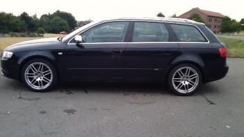 icemex -Audi A4 Avant