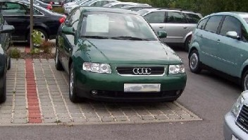 icemex -Audi A3