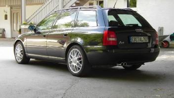 audiavantb6 -Audi A4 Avant