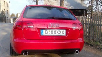 misanoroter A6 -Audi A6 Avant