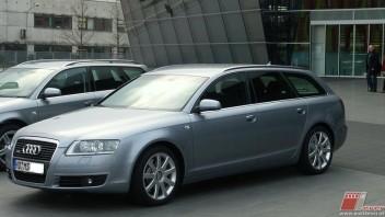 Dutchbird -Audi A6 Avant