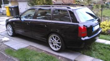 cybermarc -Audi S4