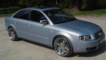 Spoilerfrei -Audi A4 Limousine