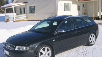 samies -Audi A4 Avant