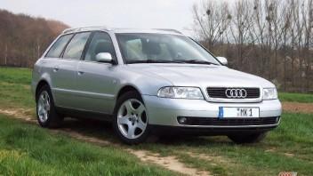 Hagekuma -Audi A4 Avant