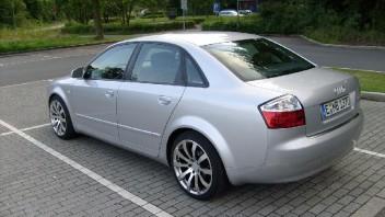 Woox -Audi A4 Limousine