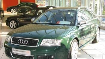 Babsi -Audi RS6
