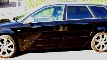Renmelden -Audi A4 Avant