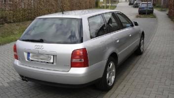 a4bjoern -Audi A4 Avant