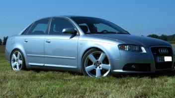 audiknecht444 -Audi A4 Limousine