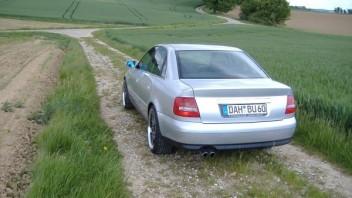 Silverstar -Audi A4 Limousine