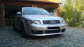 Ralphinator -Audi A4 Limousine