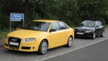 Cenon -Audi A4 Limousine