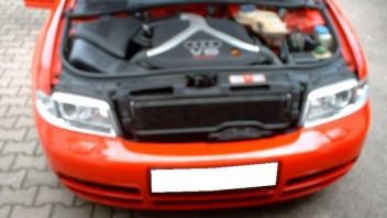 Mücke -Audi S4