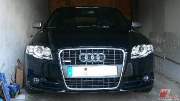 audi-turbo -Audi A4 Avant