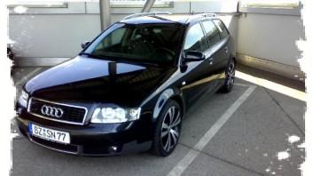 RquattroS -Audi A4 Avant