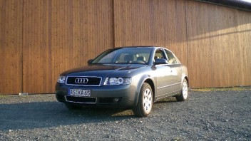 _Magic_ -Audi A4 Limousine