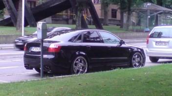 A4 Freak -Audi A4 Limousine