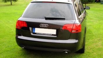 loki -Audi A4 Avant