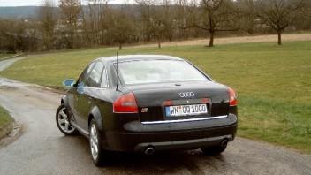 Modda -Audi S6