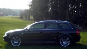 manutdsupporter -Audi A4 Avant