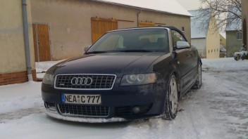 boufan -Audi A4 Cabriolet