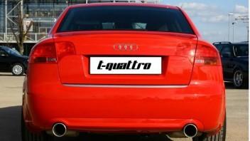 T-QUATTRO -Audi A4 Limousine