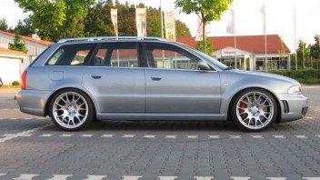 S-Freak -Audi RS4