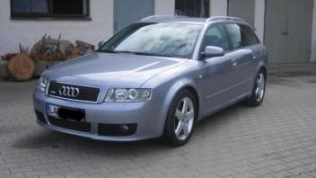 EmS -Audi A4 Avant
