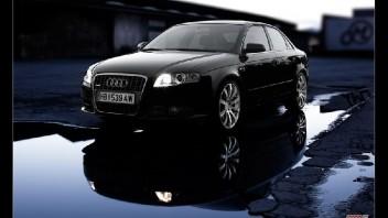 stigmata -Audi A4 Limousine